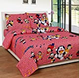Cotton Bedsheet(100% cotton Double Bedsh...