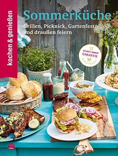 illen, Picknick, Gartenfest und draußen feiern (kochen & genießen 20) ()