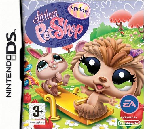 LITTLEST PET SHOP : SPRING / CARTUCHO SOLO / Nintendo
