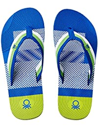 United Colors of Benetton Men's Flip-Flops and House Slippers