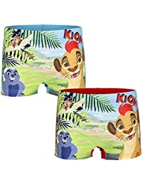 The Lion Guard Disney Junior Official Boys Swimming Boxers Briefs Trunks 2-8 Years