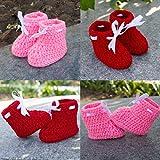 Born Baby Crochet Booties Baby shoes Set...