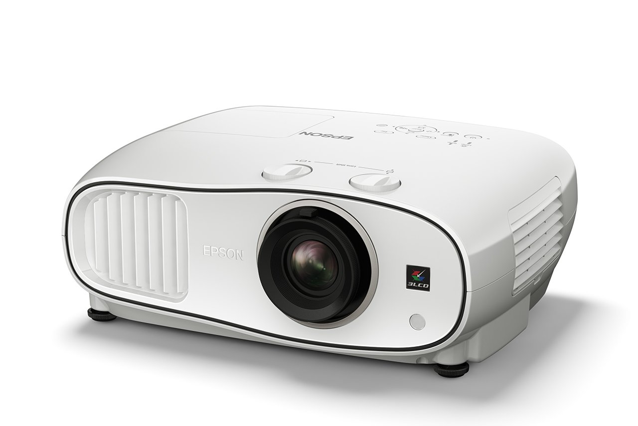 61Gx2 nCjrL - Epson EH-TW6700W 3LCD, Full HD Super Resolution, 3000 Lumens, 300 Inch Display, Wi-Fi, Wide Lens Shift Range, Home Cinema 3D Projector - White