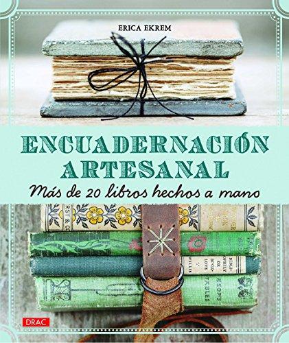 Encuadernación artesanal. Más de 20 libros hechos a mano