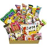 Japanese Candy Dagashi Box 20pcs Umaibo Snack Gumi potato...