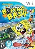 61Gx6JqxBkL. SL160  - Spongebob Boating Bash (Wii) sports best price Review uk