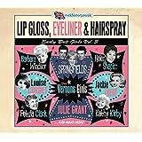 Lip Gloss Eyeliner & Hairspray