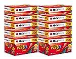 Agfa Photo Vista Plus 200 135-36 Camera Film(Pack of 10)