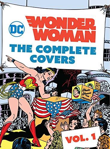 DC Comics. Wonder Woman. The Complete Covers 1 (Mini Book) por Vv.Aa