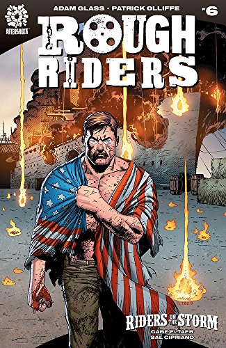 Rough Riders: Riders on the Storm #6 (Book Riders, Rough 6)