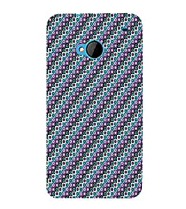 EPICCASE cute templates Mobile Back Case Cover For HTC One M7 (Designer Case)