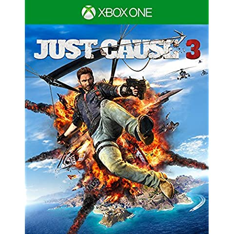 Square Enix Just Cause 3 Xbox One - video games (Xbox One, Action, Avalanche Studios, DEU, Basic, Square Enix) by Square