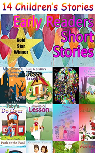 Gratis Epub Easy Reading For Youngsters: Collection of 14 Different