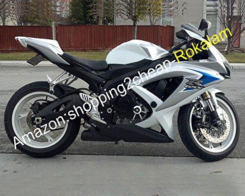 d'injection Carénages GSX R600 R750 08-10 pour Gsxr600 750 K8 2008-2010 Gsxr600 V-Strom Carénage kit (Moulage par injection)