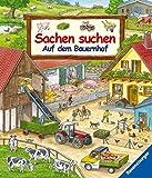 Sachen suchen: Auf dem Bauernhof - Wimmelbuch ab 2 Jahren - Susanne Gernhäuser