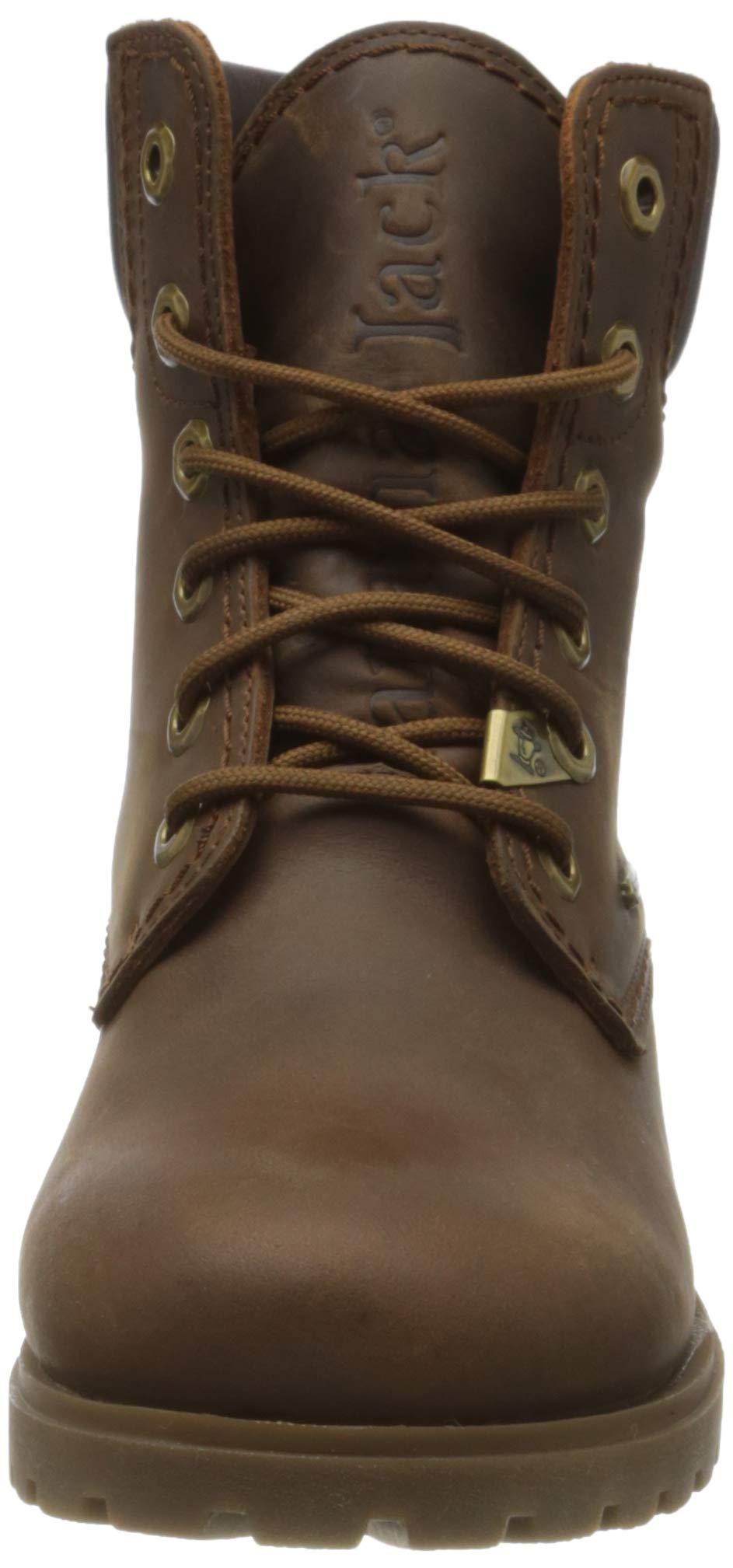 Panama Jack Women's Panama 03 GTX Wool Combat Boots 4