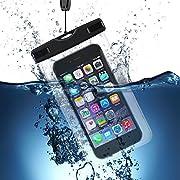 Descrizione Custodia impermeabile telefono cellulare dotato di IPX8 sensibilità impermeabile e tocco certificata. Proteggi il tuo dispositivo con funzionalità di blocco sicuro e confortevole cordino. Soddisfare le vostre esigenze diverse e co...