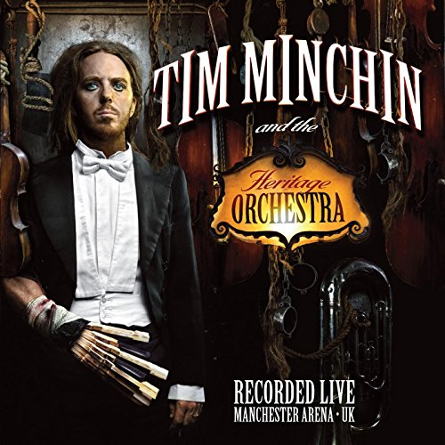 Tim minchin and the heritage orchestra tim minchin for Heritage orchestra