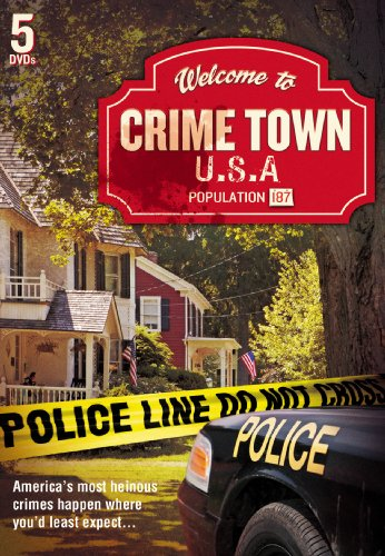 Crime Town Usa (5pc) / (Full) [DVD] [Region 1] [NTSC] [US Import] hier kaufen