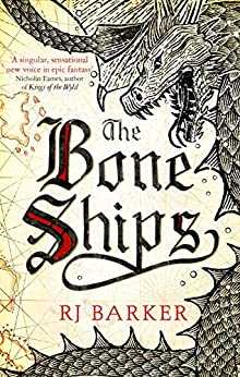 The Bone Ships Book Cover