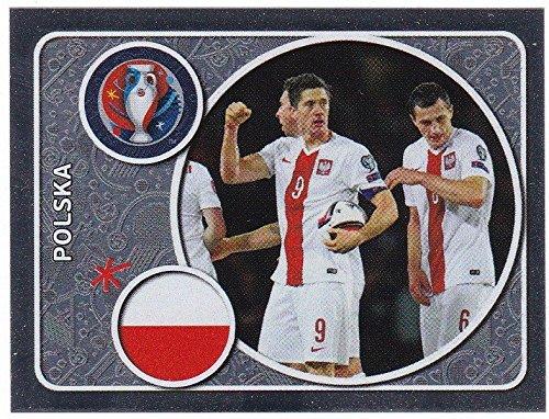 Panini EURO 2016 France - Sticker #237 (Polen)