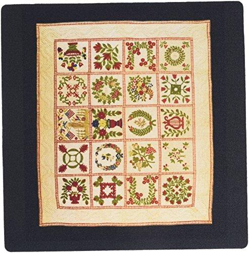 3drose LLC 20,3x 20,3x 0,6cm Maus Pad, Bild von Baltimore 1848Memorial Quilt-(MP 174258_ 1) Memorial Quilt
