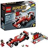 Lego SF16-H Scuderia Ferrari, Multi Color