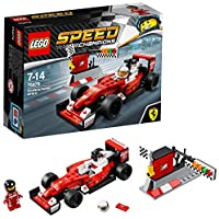 Lego Speed Champions - Scuderia Ferrari SF16-H - 75879 - Jeu de Construction