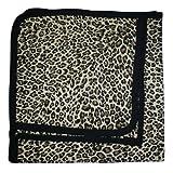 BabywearUK Baby Decke Leopardenmuster- British Made