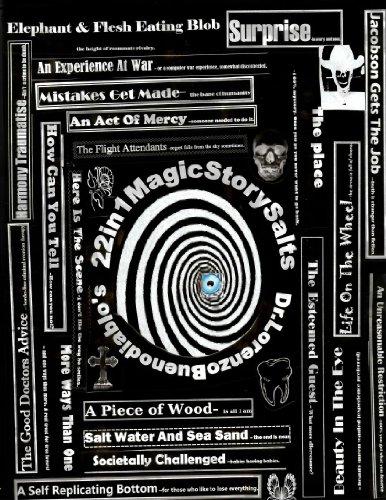Dr. Lorenzobuenodiablo's 22 in 1 Magic Story Salts (English Edition) (Shorts Zoll 22)