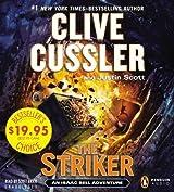 By Cussler, Clive, Scott, Justin The Striker (An Isaac Bell Adventure) Audiobook (2014) Audio CD