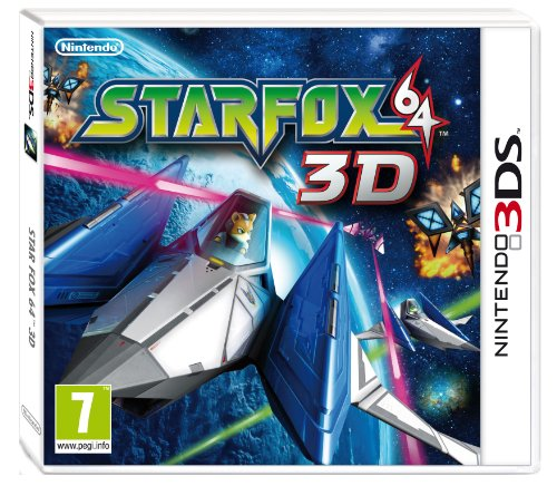 Price comparison product image StarFox 64 3D [3DS]
