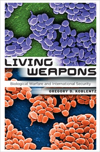 Living Weapons: Biological Warfare and International Security (Cornell Studies in Security Affairs) (English Edition)