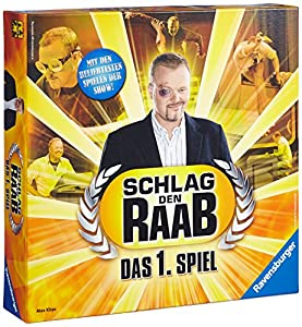 Ravensburger Schlag den Raab - Das 1. Spiel - Juego de tablero