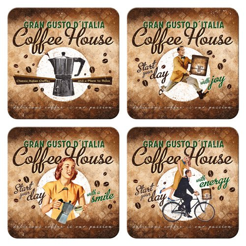 gran-gusto-ditalia-coffee-house-metal-coasters-set-of-4