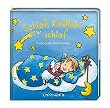 Schlaf, Kindlein, schlaf: Erste Gute-Nacht-Verse (Verkaufseinheit) (Bücher für die Kleinsten)