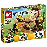 LEGO-Creator-31019-Animali-della-Giungla
