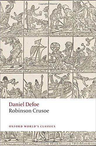 Robinson Crusoe n/e (Oxford World's Classics) by Daniel Defoe (2008-08-14)