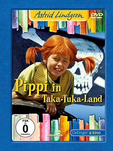 Oetinger-Edition: 3. Pippi in Taka-Tuka-Land