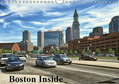 Boston Inside (Wandkalender 2015 DIN A4 quer): Nicht alltägliche Ansichten der Metropole Boston (Monatskalender, 14 Seiten)