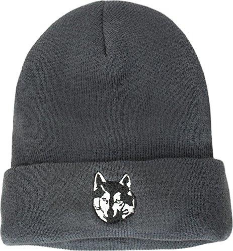 Polar Husky® Skimütze mit Thinsulate-Fütterung Farbe Grau