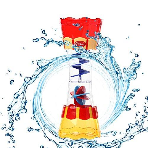 Mitlfuny Schwimmenden Boot Badespaß Zeit Großes Geschenk Bath Toys für Baby,Submarine Spray Station Bath Kinder Spielzeug Handbrause Wasserpumpe Dusche