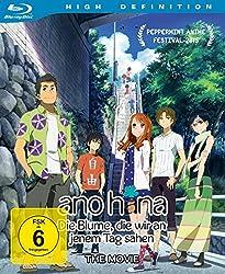 AnoHana - Die Blume, die wir an jenem Tag sahen - The Movie [Blu-ray]