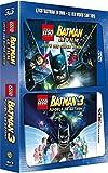 LEGO Batman : le film - Unité des supers héros DC Comics - DVD - DC COMICS [DVD + Jeu vidéo Nintendo 3DS]