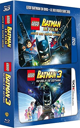 Preisvergleich Produktbild Coffret lego batman ; lego batman 3 le jeu 3ds [FR Import]