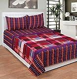 Casa Confort Cotton Printed Double Bedsh...