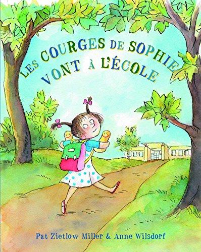 Les Courges de Sophie vont à l'école