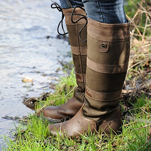 Dublin Waterproof River Boots Review - Our top recommended boots for dog walking for ladies