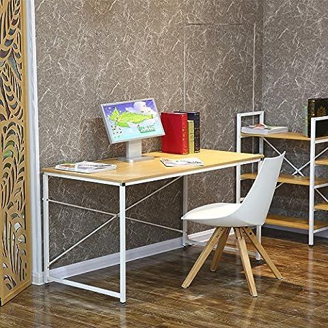 Bureau en bois -