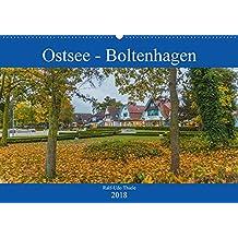 Ostsee - Boltenhagen (Wandkalender 2018 DIN A2 quer): Bilder des Ostseebad Boltenhagen, mehr als nur Wasser. (Monatskalender, 14 Seiten ) (CALVENDO Orte)